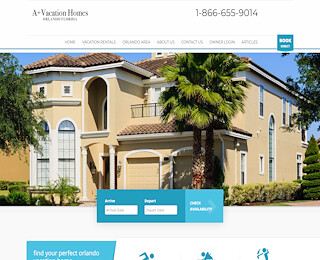 Orlando Florida Pool Home Rental