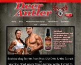 Deer Antler Spray