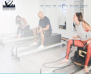 Scottsdale Pilates studio