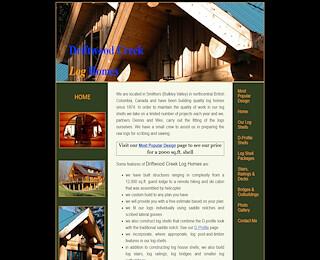 Log Homes Kelowna Bc