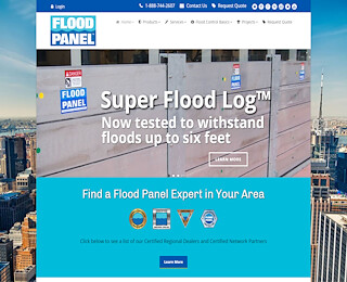floodpanel.com