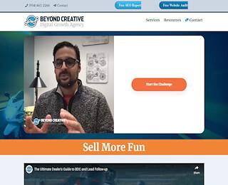 Custom Wordpress Sites