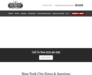 Signs New York