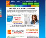 Merchant Account Credit