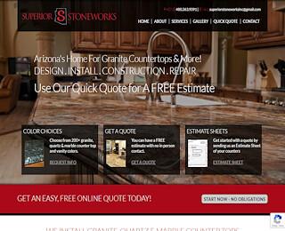 Phoenix Granite Counters