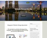 Singapore Website Design