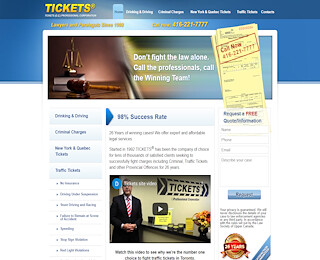 Ticket Lawyer Toronto