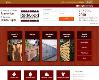 Santa Rosa Fence Company