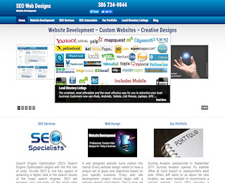 Daytona Beach Web Design