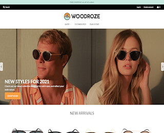 Buy Wood Sunglasses