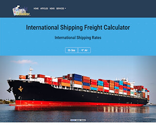freight calculators