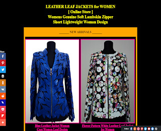 leatherleafjacket.com